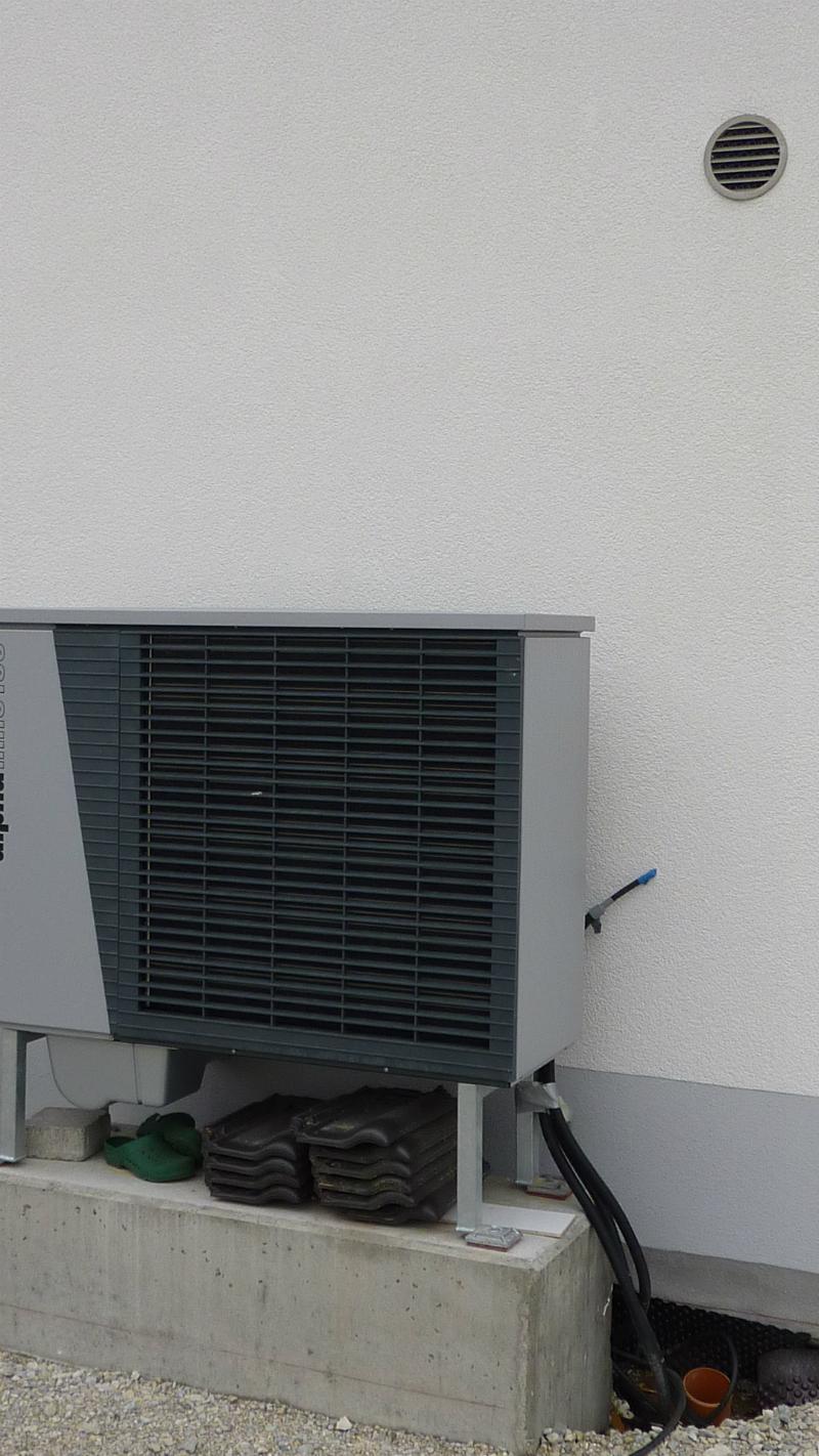 Luft-Wärmepumpe Außengerät