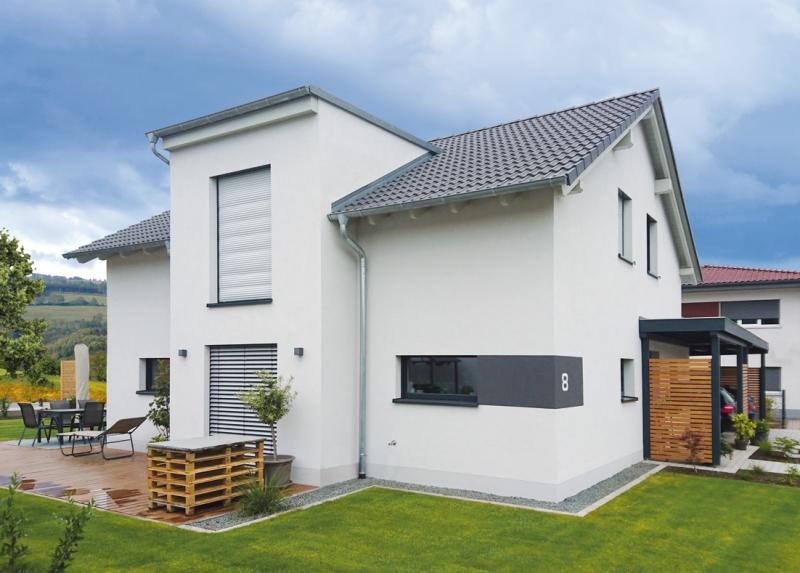 Kniestockhaus mit Flachgaube in Pettstadt