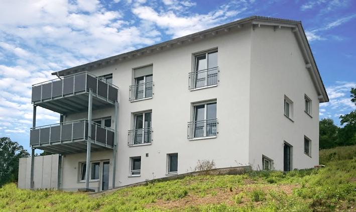 3-Familienhaus in Stettfeld