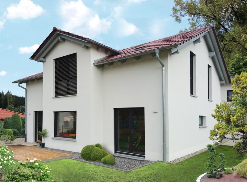Kniestockhaus mit Zwerchgiebel in Frensdorf
