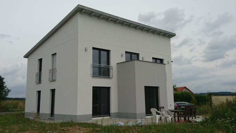 Modern design und baumanagement for Markise balkon mit tapeten modern design