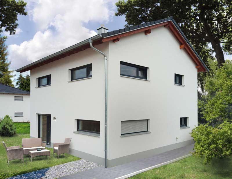 EFH mit II.VG und flachem SD in Frensdorf